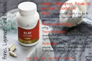 Young Living BLM