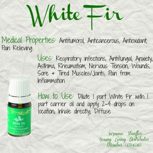 Young Living White Fir Essential Oil